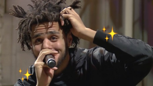 Watch The Full J. Cole #MLKNow Interview Including Marriage Reveal!