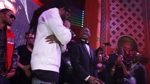 2 Chainz Makes A Once In A Lifetime Opportunity Come True For A 15 Year Old!