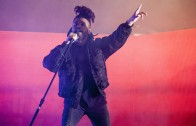 "The Weeknd & Lauryn Hill Perform ""In The Night"" On Jimmy Fallon"