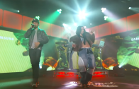 "Tinashe, Chance The Rapper & Snakehips Perform ""All My Friends"" On Kimmel"