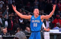 Aaron Gordon's Sick Dunks At The 2016 Slam Dunk Contest!