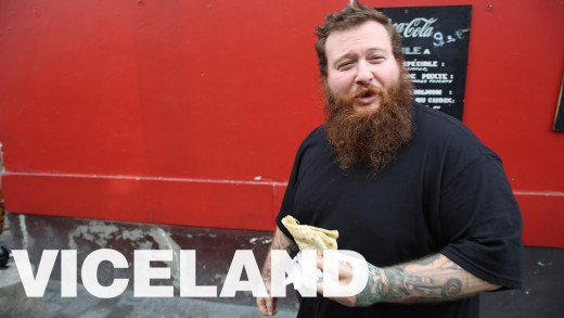 "Action Bronson's ""Fuck That's Delicious"" Trailer"