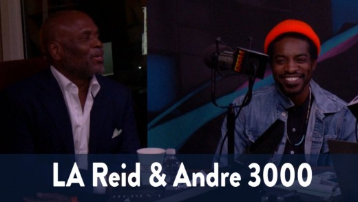 Andre 3000 Crashes LA Reid Interview; Praises Kid Cudi's Latest Album