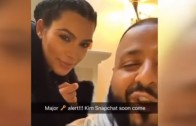 DJ Khaled Speaks On His Snapchat Success