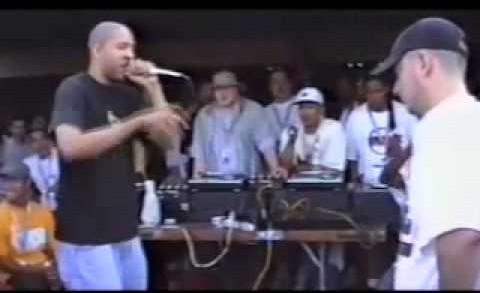 GM Flashback: Eminem Vs Juice Rare Rap Battle Freestyle '97