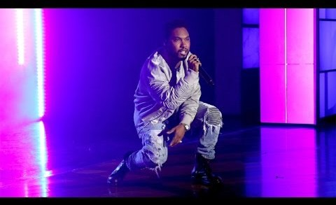 "Miguel & Travi$ Scott Perform ""Waves (Remix)"" On ""Ellen"""