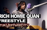 Rich Homie Quan Drops A 15-Minute Freestyle Over Gucci Mane, 2Pac & Bryson Tiller Beats