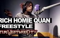 Rich Homie Quan Drops A 15-Minute Freestyle Over Gucci Mane, 2Pac & Bryson Tiller Beats