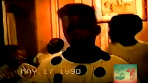 Watch 12-Year-Old Kanye West Spit A Freestyle