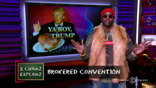 "2 Chainz Explainz: ""The Brokered Convention"""