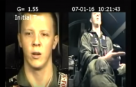 Lol: Pilot Freaks Out In 7G Centrifuge Training Machine!
