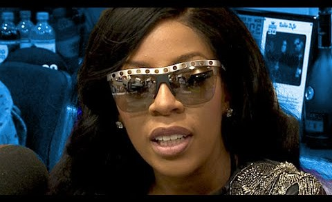 K. Michelle Confronts Angela Yee On The Breakfast Club