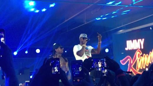 """Lil Wayne & 2 Chainz Perform """"Gotta Lotta"""" On Jimmy Kimmel Live At SXSW"""