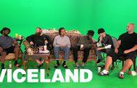 "Action Bronson Watches ""Ancient Aliens"" With ScHoolboy Q & Earl Sweatshirt"