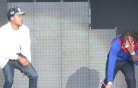 Future Brings Out Chance The Rapper At Lollapalooza