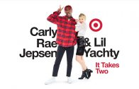 """Lil Yachty and Carly Rae Jepsen Link for Dope Performance of """"It Takes Two"""" in Target Commercial"""