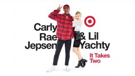 "Lil Yachty and Carly Rae Jepsen Link for Dope Performance of ""It Takes Two"" in Target Commercial"