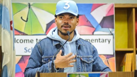 Chance The Rapper Donated $1 Million To Chicago Public Schools