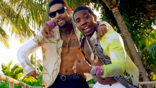 YFN Lucci Ft. PnB Rock - Everyday We Lit