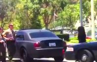 Meanwhile In California: Cops Confiscated Blac Chyna's Rolls-Royce!